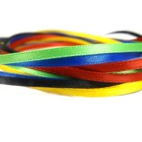plain satin ribbon misc lengths