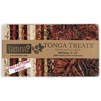 """Tonga Treats spice market 5"""" Charm pack"""
