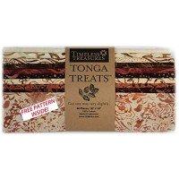"""Tonga Treats spice market 10"""" Charm pack"""