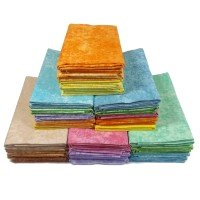 textured pastels fat quarter packs