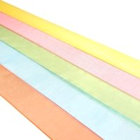 25mm organza ribbon by the metre
