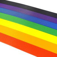 polyester grosgrain ribbon by the metre