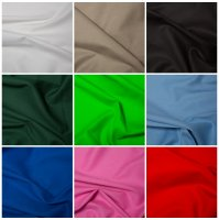 canvas cotton solid fabric
