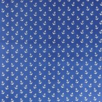 anchors cotton fabric