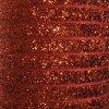 red - 10mm glitter velvet ribbon by the metres