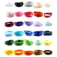"10mm - 3/8"" grosgrain ribbon 25m reel"