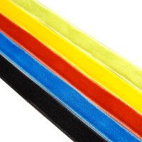velvet ribbon 10mm 25 metre rolls